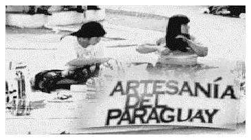 Artesanía Del Paraguay